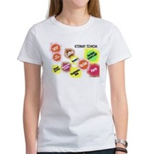 Veterinary Technician Splat Tee