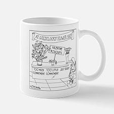 The Goldilocks Flower Emporium Mug