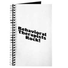Behavioral Therapists Rock! Journal
