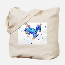 Crazy Tree Frogs Tote Bag
