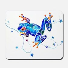 Crazy Tree Frogs Mousepad