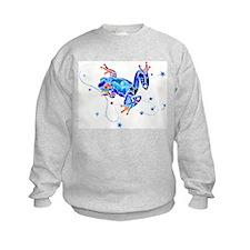 Crazy Tree Frogs Sweatshirt