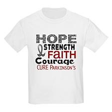 HOPE Parkinson's Disease 3 T-Shirt
