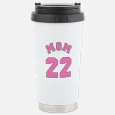 Mom 15 Stainless Steel Travel Mug