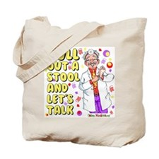 Pull out a stool Tote Bag