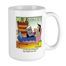 Divorce & Live Happily Ever After Mug
