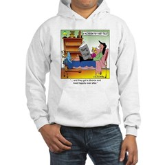 Divorce & Live Happily Ever After Hoodie