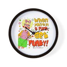 Get Funky Wall Clock