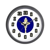 Ethiopian orthodox Wall Clocks