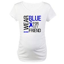 I Wear Blue Friend Shirt