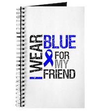 I Wear Blue Friend Journal
