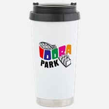 Idora Park Color Rollercoaster Travel Mug
