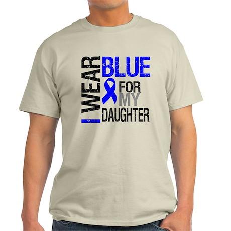 I Wear Blue Daughter Light T-Shirt