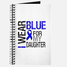 I Wear Blue Daughter Journal