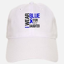I Wear Blue Daughter Baseball Baseball Cap