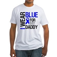I Wear Blue Daddy Shirt