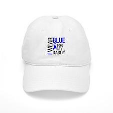 I Wear Blue Daddy Baseball Cap