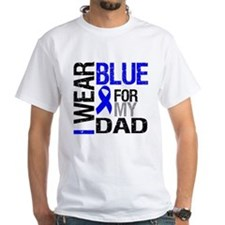 I Wear Blue Dad Shirt