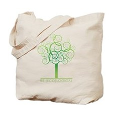Be [Eco]Logical - Tree Tote Bag