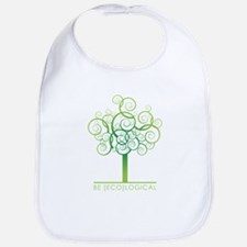 Be [Eco]Logical - Tree Bib