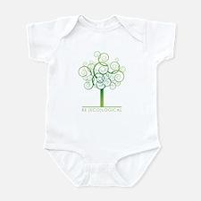 Be [Eco]Logical - Tree Infant Bodysuit