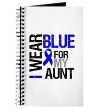 I Wear Blue Aunt Journal