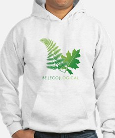Be [Eco]Logical - Leaves Hoodie