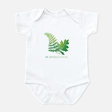 Be [Eco]Logical - Leaves Infant Bodysuit