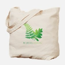 Be [Eco]Logical - Leaves Tote Bag