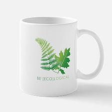 Be [Eco]Logical - Leaves Mug
