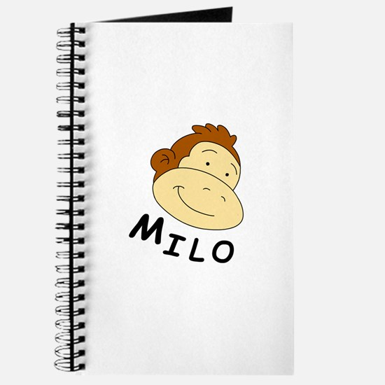 Milo head Journal
