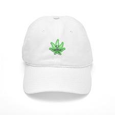 Herbal smoke Baseball Cap