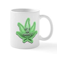 Unique Herbal smoke Mug