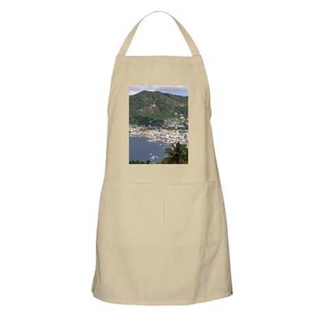St. Lucia Items BBQ Apron