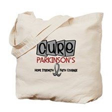 CURE Parkinson's Disease 1 Tote Bag