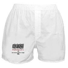 CURE Parkinson's Disease 1 Boxer Shorts