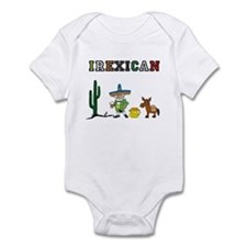 Irexican Infant Bodysuit