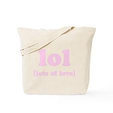 LOL(pink) - Tote Bag