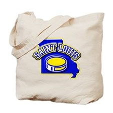 St. Louis Hockey Tote Bag