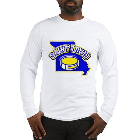 St. Louis Hockey Long Sleeve T-Shirt