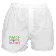 Unique Dancer Boxer Shorts