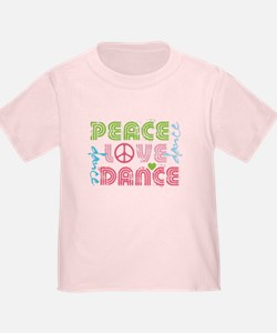 Cute Jazz dance T