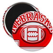 Nebraska Football Magnet