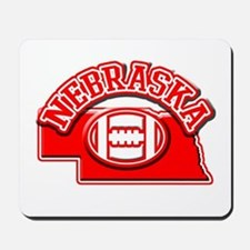 Nebraska Football Mousepad