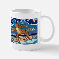 SURF CAT Mug