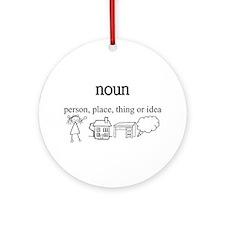 NOUN Ornament (Round)