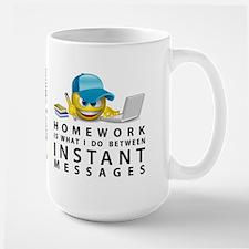 Homework IM Mug