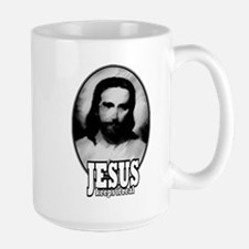 jesus keeps it real Mug