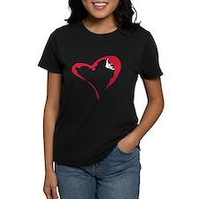 Heart Climber Tee