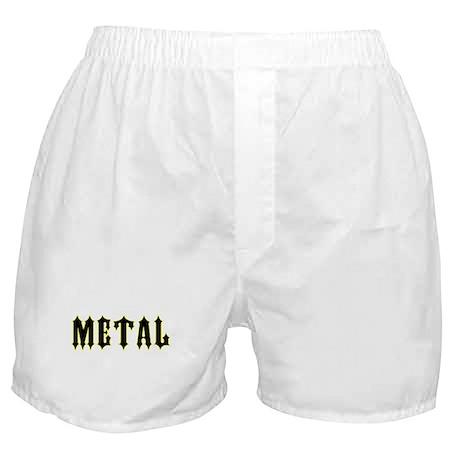 metal Boxer Shorts